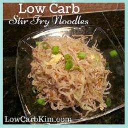 Low Carb Stir Fry Noodles