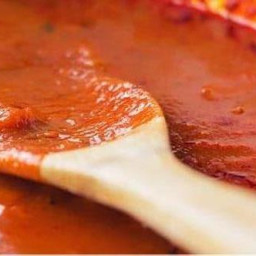 Low-carb Tomato Sauce in a Slow-Cooker