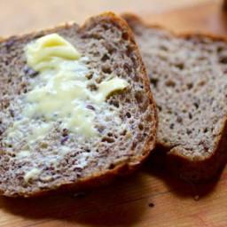 Low Carb Yeast Bread: Keto Sandwich Bread