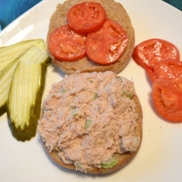 Low-Fat Deli Tuna Salad