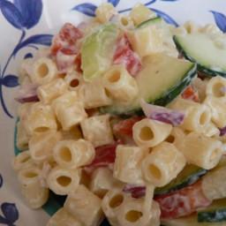 Low Fat Macaroni Salad
