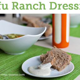 Low Fat Vegan Ranch Dressing Recipe