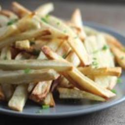 Low Fodmap Garlic Fries