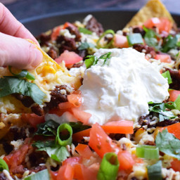 Low FODMAP Nachos