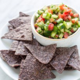 Low Fodmap Salsa