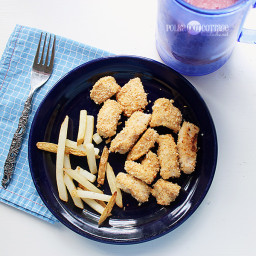 Low Salt Baked Chicken Nuggets