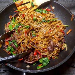Low Sodium Beef  Stir Fry