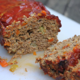 Low Sodium Meatloaf