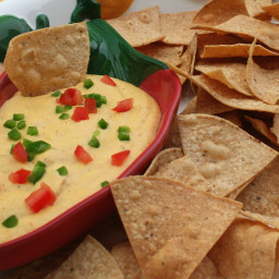 Low Sodium Nacho Cheese Sauce - Queso