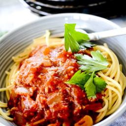 Low Sodium Spaghetti Sauce