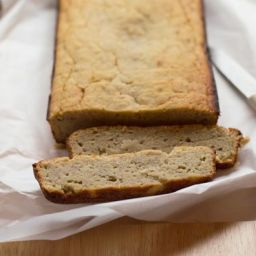 Low Sugar Coconut Flour Banana Bread
