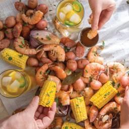 Lowcountry Shrimp Boil
