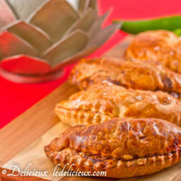 Sweet Potato Curry Puff Recipe