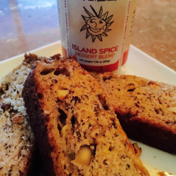Lucy's Healthier Banana Bread