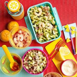 Lunchbox pasta salad