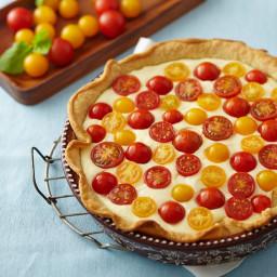 Luscious Tomato Pie