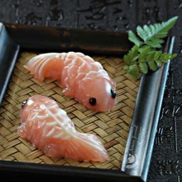 Lychee Koi Fish Jelly 荔枝鲤鱼果冻 CNY 2016