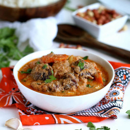 Maafe West African Peanut Soup