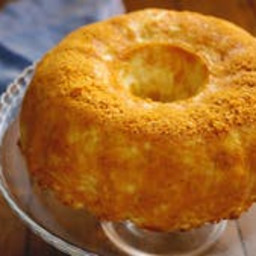 Mac & Cheese Crisp Bundt