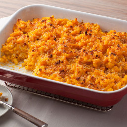 Macaroni and 4 Cheeses