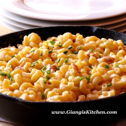 Macaroni and Cheese Stove Top