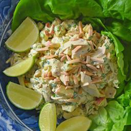 Madras Chicken Salad