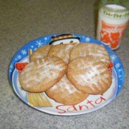 Magic Peanut Butter Cookies