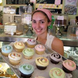 Magnolia Bakery's Cupcakes