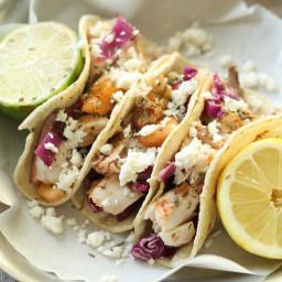 Mahi-Mahi Fish Tacos