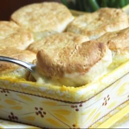 Main - Chicken and Biscuits Casserole