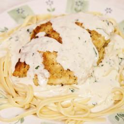 Main - Chicken Parmesan Alex-style