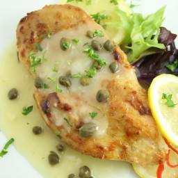 Main - Chicken Picatta