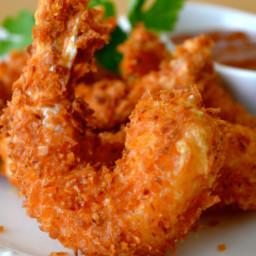 Main - Coconut Shrimp