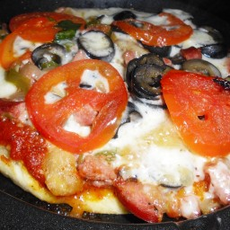 Main - Homemade Pizza Ideas