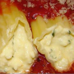 Main - Manicotti