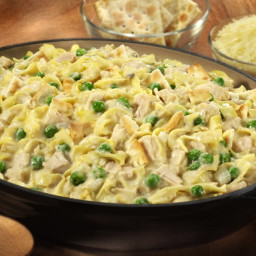 Main - Old Fashion Tuna Casserole