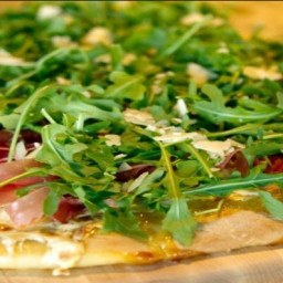 Main - Pizza: Fig, Prosciutto & Arugula