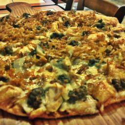 Main - Pizza: Steakhouse