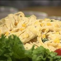Salad - Souper Salad Fettuccini