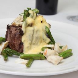 Main - Steak Oscar