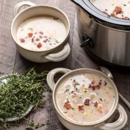 Maine Corn Chowder