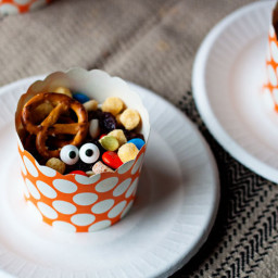 Make-a-Monster Trail Mix