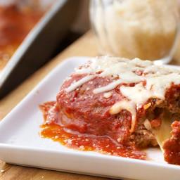 Make-Ahead Pizza Meatloaves