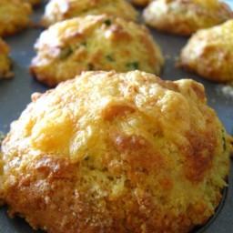 Make Ahead Bacon Cheese Puffs