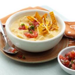 Makeover Chicken Enchilada Soup Recipe