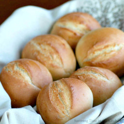 Make Unbaked Deli Hard Rolls