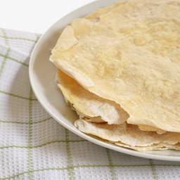 Making gluten-free wraps