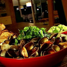 Malaysian Black Pepper Clams