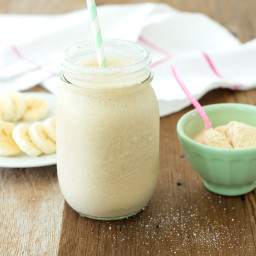 Malted Banana Smoothie