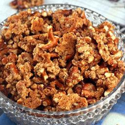 Malted Pretzel Crunch